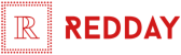 Логотип RedDay.by